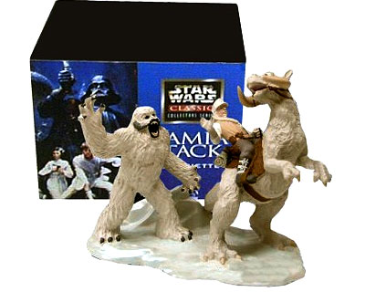 Star Wars Wampa Attack