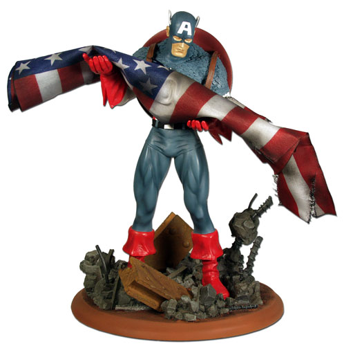 Marvel Milestones Captain America