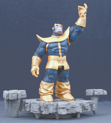 Marvel Milestones Thanos