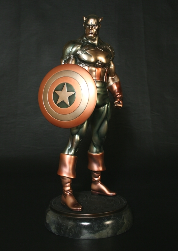 Captain America Bronze