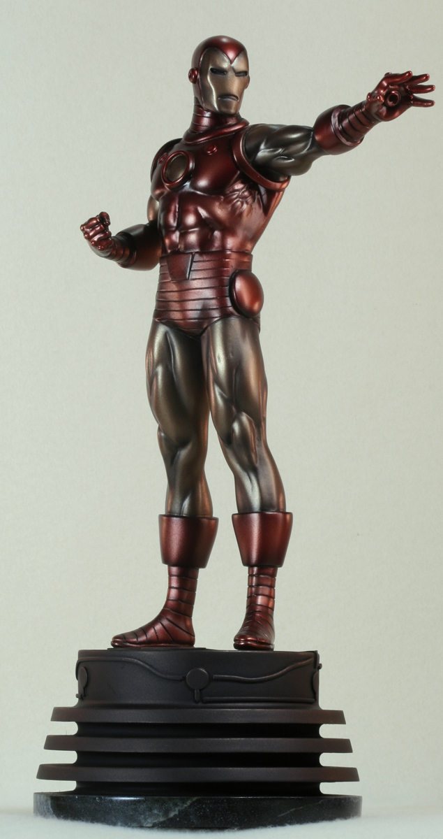 Iron Man Classic Faux Bronze