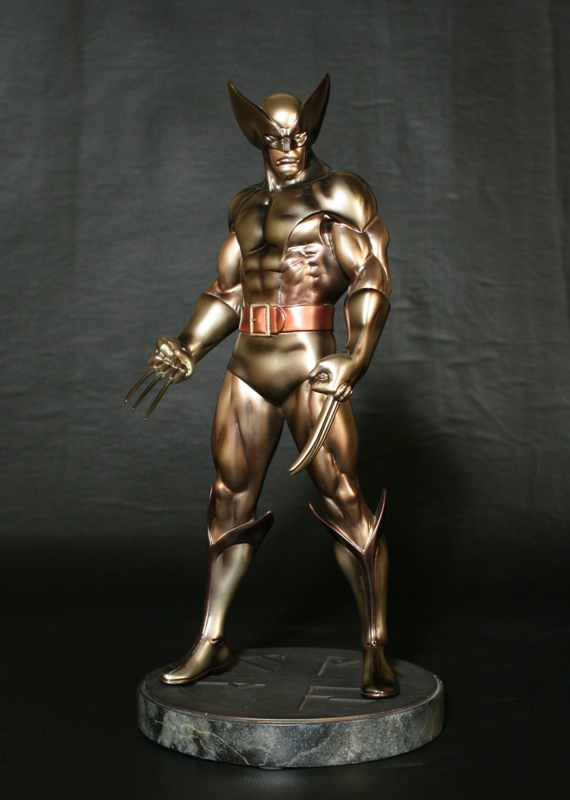 Wolverine Faux Bronze - Click Image to Close