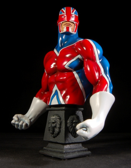 Captain Britain 80s