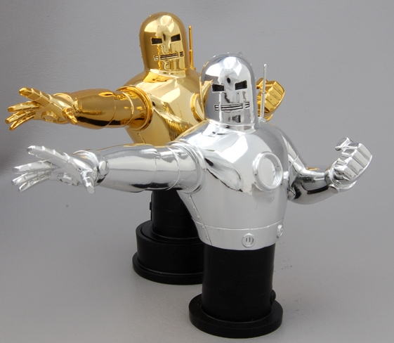 Iron Man Chrome 2-Pack