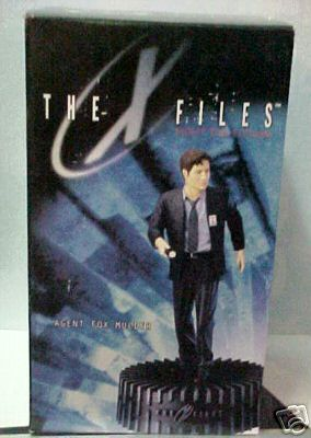 X-Files Agent Fox Mulder