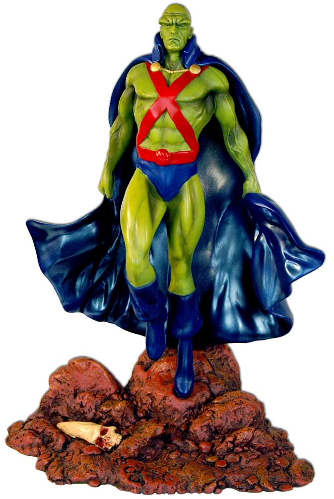 Martian Manhunter - Click Image to Close