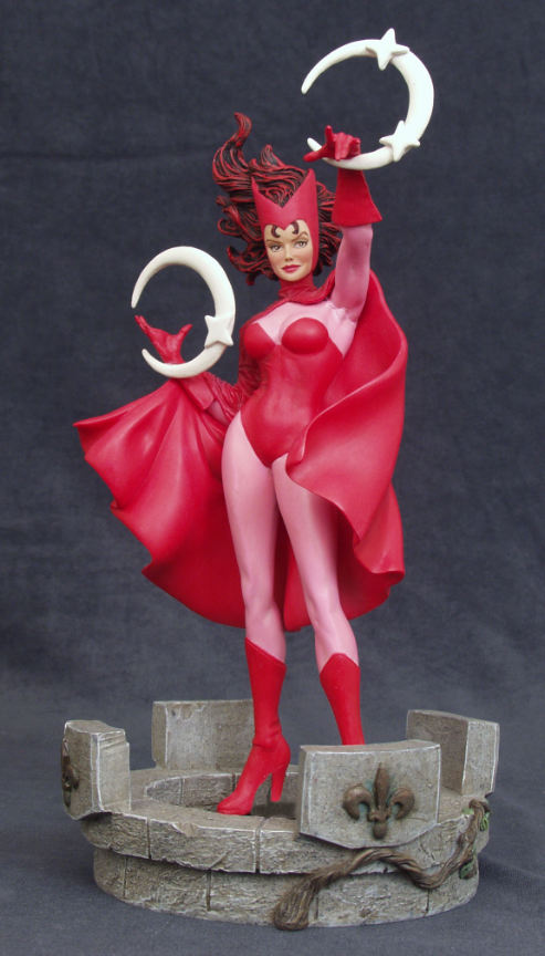 Avengers & Adversaries Scarlet Witch