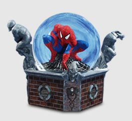 Spider-Man Motion Globe