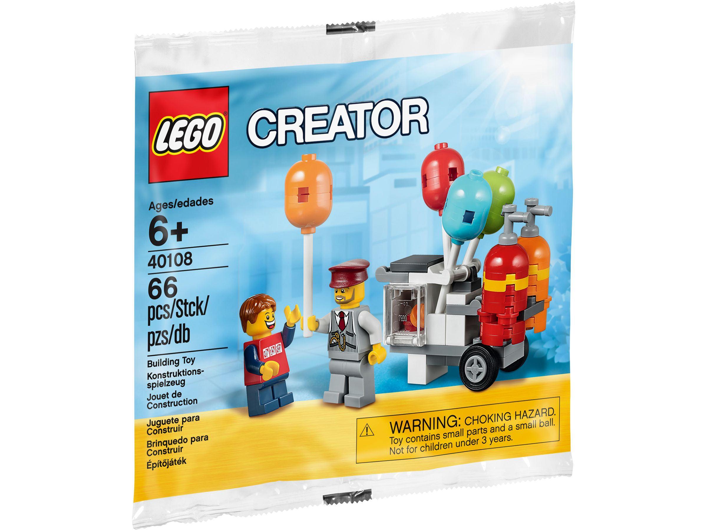Creator Balloon Cart (40108)