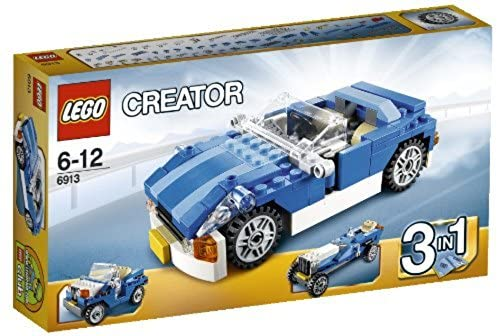 Creator Blue Roadster (6913)
