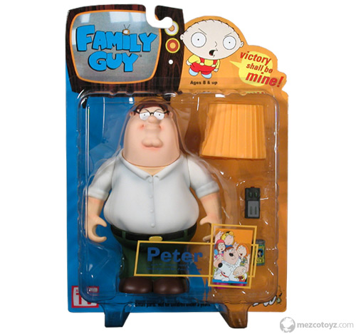 Family Guy Peters Toy Design : Series stewie mr collector on line the