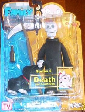 Series 2 Death No Hood Variant