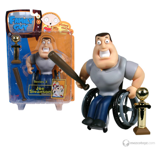 Series 3 Joe Swanson