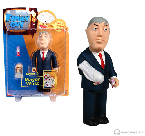 Series 3 Mayor West