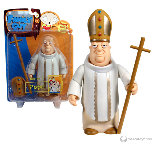 Series 3 Pope