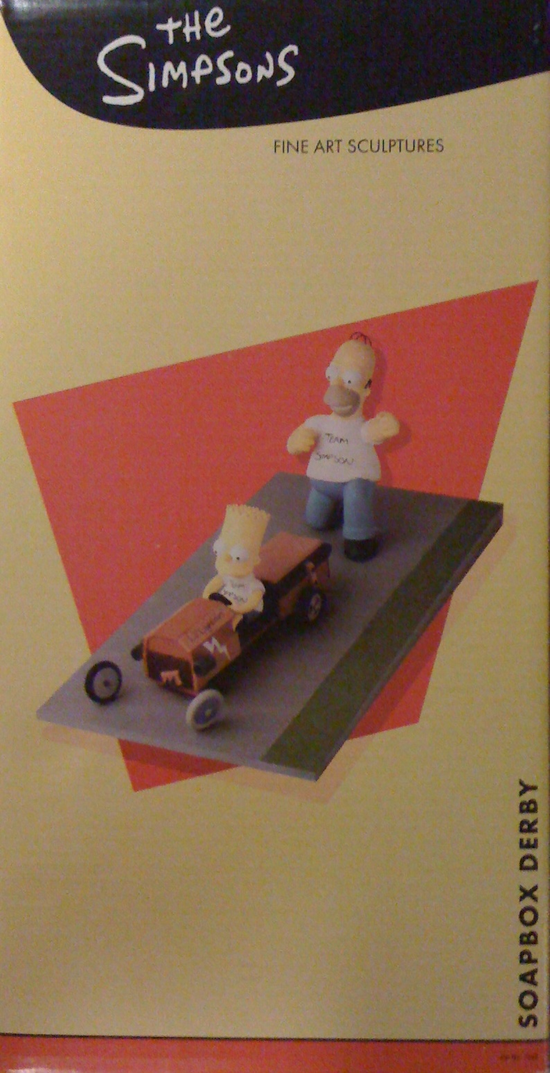 The Simpsons Soapbox Derby