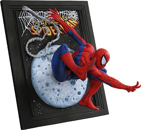 Spider-Man Wall Sculpture 301