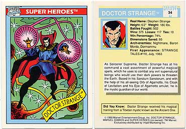 Marvel Super Heroes 1990