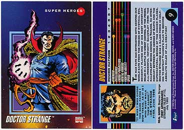 Marvel Super Heroes 1992