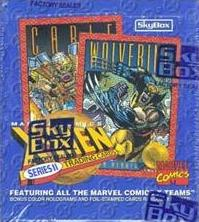 Marvel X-Men Series 2 1993