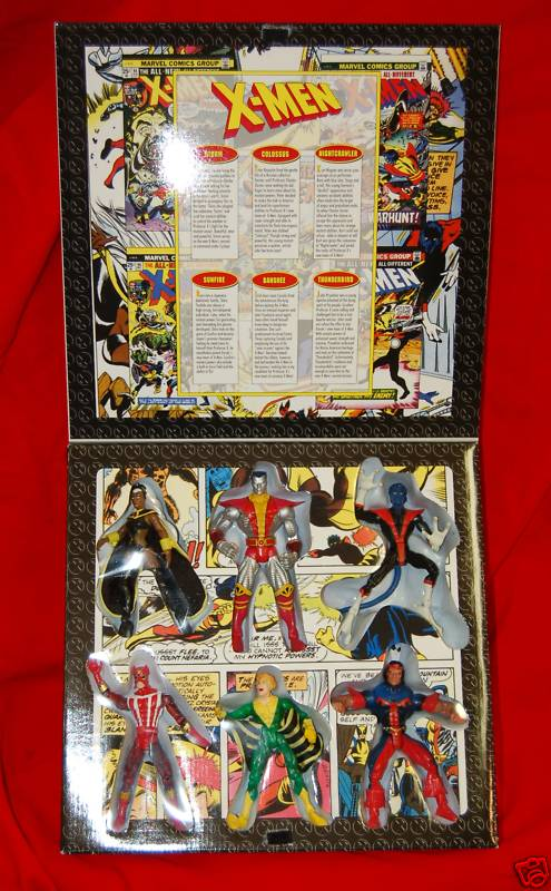 Marvel Collector Editions: Giant - Sized X-Men
