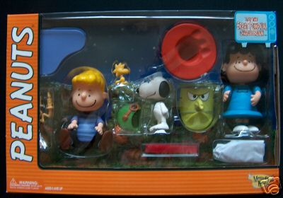Peanuts Great Pumpkin Figure Collection B