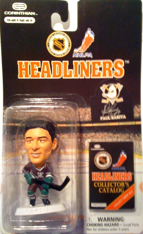 Headliner 1997 Paul Kariya