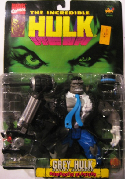 The Incredible Hulk Grey Hulk