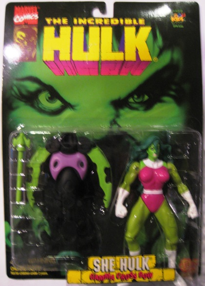 The Incredible Hulk She Hulk