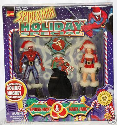 Spider-Man Holiday Special: Spider-Man and Mary Jane