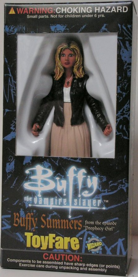 Toyfare Exclusive Buffy Prophecy