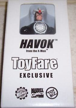 Toyfare Exclusive Havok