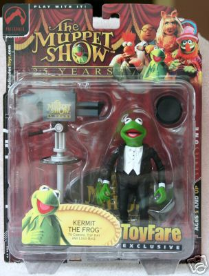 Toyfare Exclusive Kermit The Frog