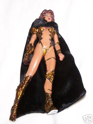 Toyfare Exclusive Witchblade Gold