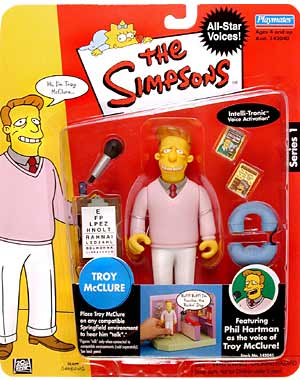 All-Star Voices Series 1 Troy McClure