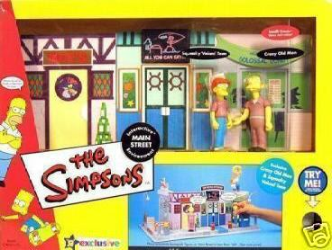 Interactive Environment Main Street Playset TRU Exclusive
