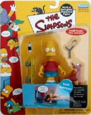 Series 01 Bart Simpson