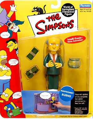 Series 01 Mr. Burns