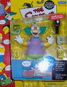 Series 01 Krusty The Clown - Click Image to Close