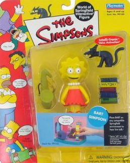 Series 01 Lisa Simpson