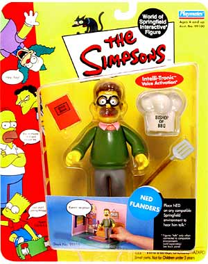 Series 02 Ned Flanders - Click Image to Close
