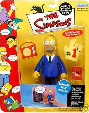 Series 03 Sunday Best Homer