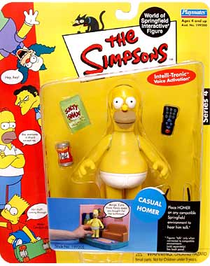 Series 04 Casual Homer