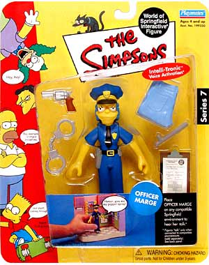 Series 07 Officer Marge