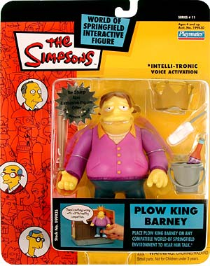 Series 11 Plow King Barney