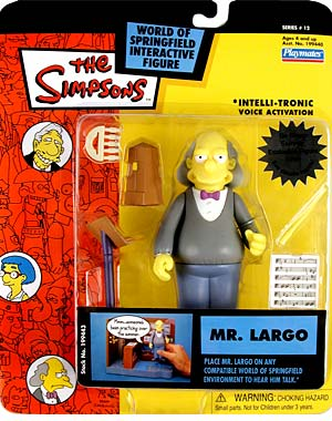Series 12 Mr. Largo