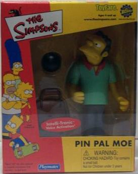 Toyfare Exclusive Pin Pal Moe