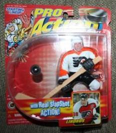 PRO Action Eric Lindros