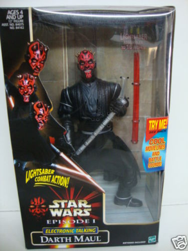 Darth Maul Electronic Talking