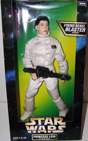 Princess Leia in Hoth Gear